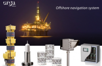 ORGA Navigation Aids - Helideck Lighting - Obstruction Lighting - Power System